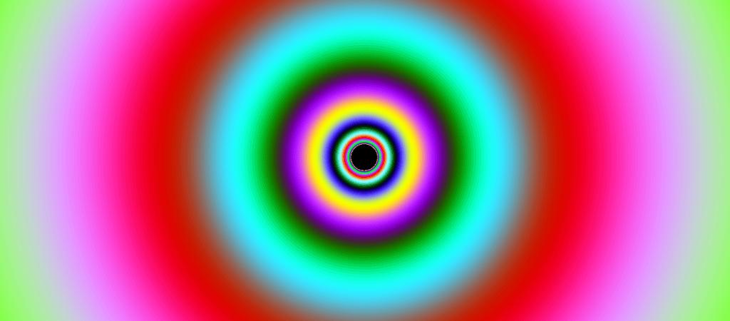 infinity visualizer wormhole creator