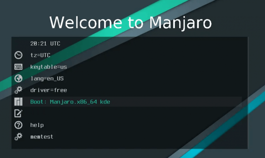 how to get linux manjaro 2021
