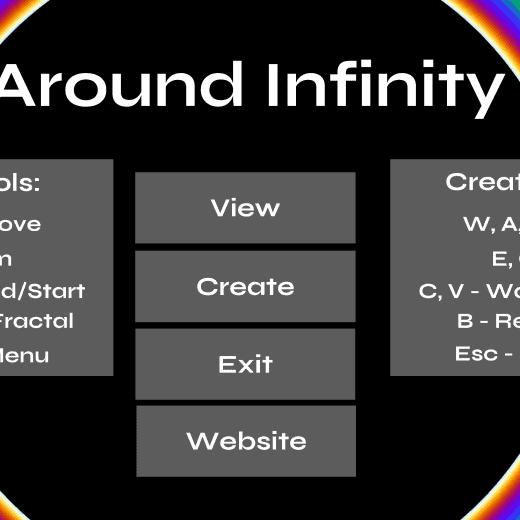 around infinity update 1.1.1